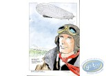 Aquarelle, Dan Cooper : Airship