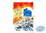 Aquarelle, Dan Cooper : Les Pilotes Perdus