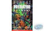 European Comic Books, Alien : Eternal