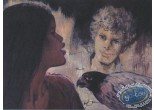 Bookplate Offset, Shelena : Shelena, garçon et oiseau