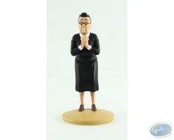 Statuette résine Tintin Igor Wagner le pianiste Les bijoux de la Castafiore Pag 3D-objecten Diverse artikelen