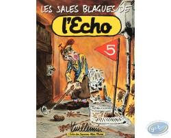 Vuillemin, Les Sales Blagues de l'Echo