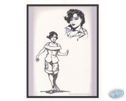 Chiara (rough sketch)