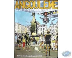 Gillon : Angouleme la ville qui vit en ses images