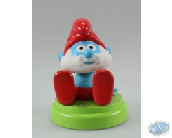 Papa Smurf mobile nightlight.
