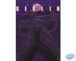 Alain Moreau T4 - La double lune de Berlin