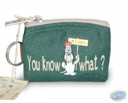 Purse, Droopy (green)