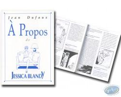 Comic book, Renaud : A propos de Jessica Blandy