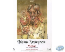 Pin Up - Chateau Roquegrave 1995
