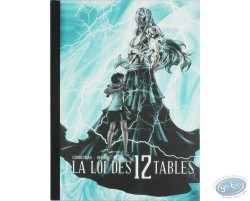 La Loi des 12 Tables : volume 3+4 (dedication)