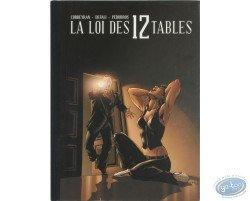 La Loi des 12 Tables : volume 1+2 (dedication)