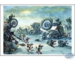 Broken Bikes