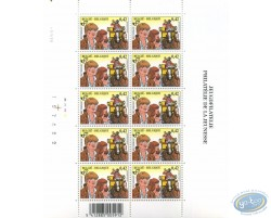 10 stamps sheet