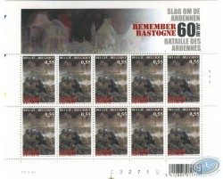 10 stamps sheet Red Cross