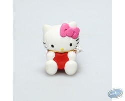 Hello Kitty with a red heart