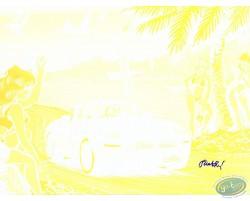 Caroline Baldwin (yellow without black)