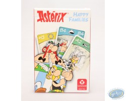 Astérix - Sets of 7 families