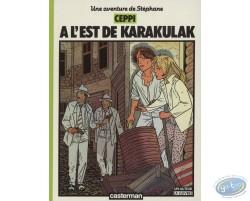 Tome 2 - A l'est de Karakulak