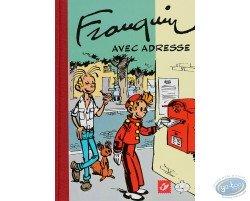 With Address (special edition friends of the Belgian comic strip center)