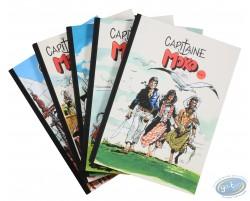 Complete series in 5 volumes
