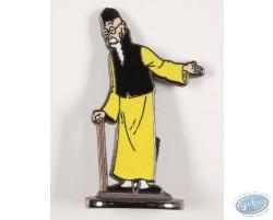 Tintin, Wang Jen-Ghiè (bas relief)