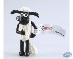 Shaun has a stomach ache - Shaun the sheep