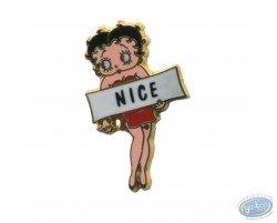 Betty hitch-hiker 'Nice'