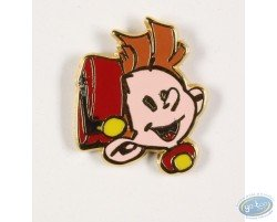 The head of Spirou , Finish Gold