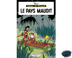 Le pays maudit (French edition)
