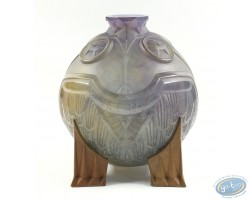 Salammbo Molten Glass Vase