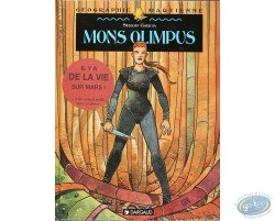 Mons Olimpus (+ bookplate)