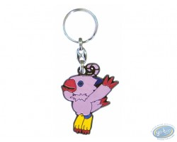 Metal Key ring, Digimon : Biyomon
