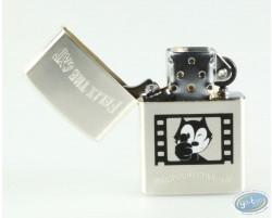 Type Zippo lighter Félix film