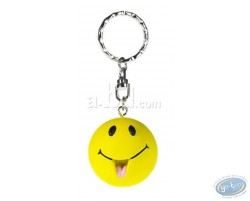 Key ring, Smiley tongue