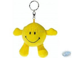Plush Key ring, Smiley