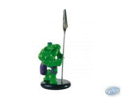 Memo clip, Hulk