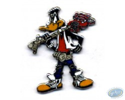 Daffy Duck guitariste