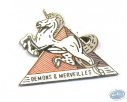 Devils and Marvels unicorn
