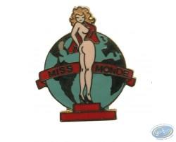 Pin-up Miss world
