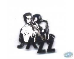 Saxophonist 'Jazz'