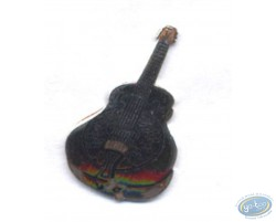 Guitar with resonator