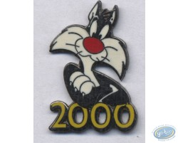 Pin's, Sylvester year 2000