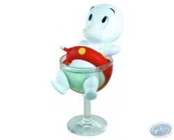 Casper in the glass