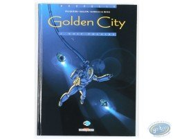 Comic book, Malfin, Golden City volume 3 : Nuit polaire (very good condition)