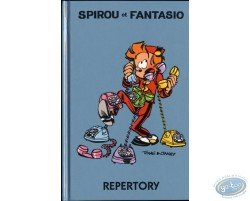 Repertory, Spirou and Fantasio : Blue