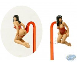 3D bookmark, Druuna