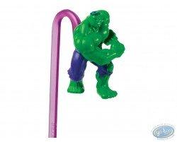 3D bookmark, Hulk
