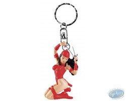Key ring, Elektra