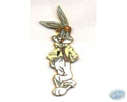 Bug Bunny in suit