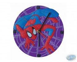PVC clock, Spiderman